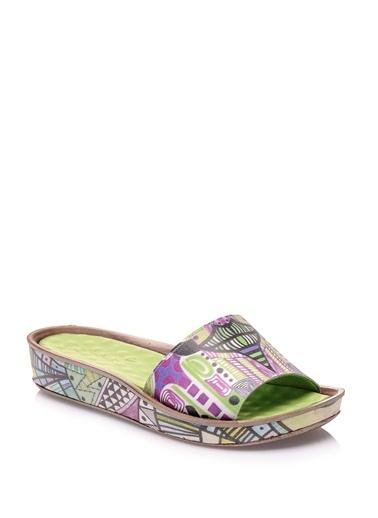 Camore %100 Deri Sandalet